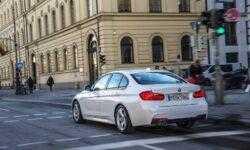 Сервис каршеринга Anytime закупил 500 BMW третьей серии без брендирования