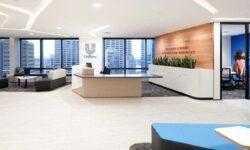 Штаб-квартира: офис производителя продуктов и товаров бытовой химии Unilever в Сиднее