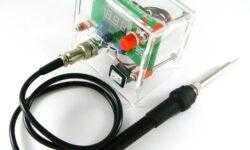 Simple Solder MK936 SMD. Паяльная станция на SMD-компонентах своими руками