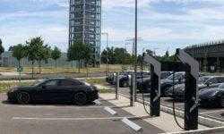 Станции сверхбыстрой зарядки Porsche готовы обслуживать электромобили