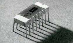 Страницы истории Intel. 1011 — первый МОП с кремниевым затвором