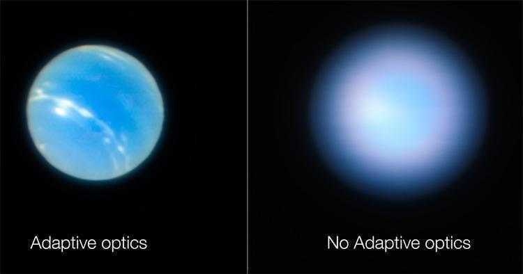 Фото Телескоп VLT начал формировать изображения сверхвысокой чёткости