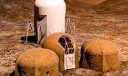 Видео: концепты марсианских жилищ из конкурса NASA