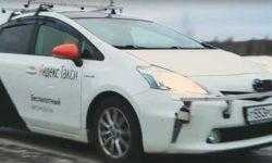«Яндекс» займётся развитием беспилотного транспорта в Москве