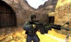 Летняя версия Counter Strike 1.6