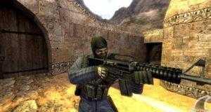 Летняя версия Counter Strike 1.6