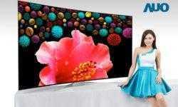 AUO создала безрамочный 85-дюймовый ТВ-дисплей формата 8K