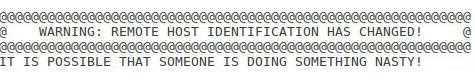 Что записано в файле .ssh/known_hosts