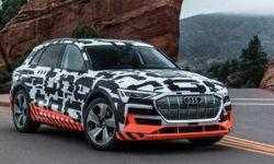 Электрокар Audi e-tron получил систему рекуперации энергии с рекордной эффективностью