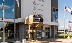 Фото: концепт управляемого робота от концерна «Калашников»