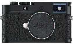 Фотоаппарат Leica M10-P оснащён сенсорным дисплеем