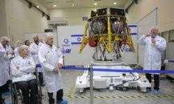 [Из песочницы] Объявлена предварительная дата запуска лунного модуля SpaceIL
