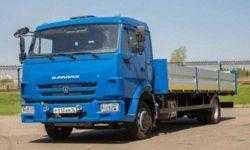 «КАМАЗ» показал прототип беспилотного грузовика «Одиссей»