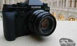 Камера Fujifilm X-T3 сможет осуществлять высокоскоростную последовательную съёмку