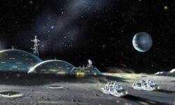 Колония на Луне: реальное будущее или фантазии миллиардеров?