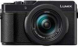 Компактный фотоаппарат Panasonic Lumix DC-LX100 II стоит $1000