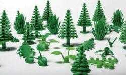 LEGO начала делать блоки из растений
