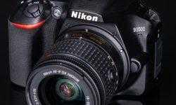 Nikon D3500: зеркальная камера начального уровня за $500
