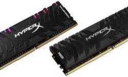 Новые модули памяти HyperX Predator DDR4 работают на частоте до 4133 МГц