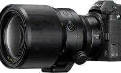 Объектив Nikon Nikkor Z 58мм f/0,95 S Noct будет стоить около $6000