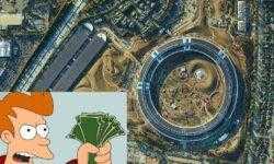 [Перевод] Apple утверждает, что комплекс зданий штаб-квартиры компании стоит всего 200 долларов