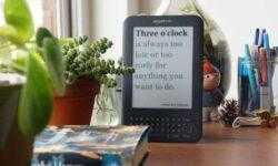 [Перевод] Делаем литературные часы на основе электронной книги