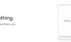 [Перевод] Разработка прогрессивного веб-приложения Nothing за 15 минут