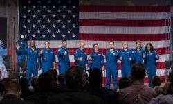 [Перевод] Сформированы экипажи для космических кораблей Boeing и SpaceX