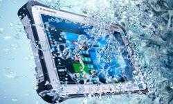 Популярный «внедорожный» планшет Panasonic Toughpad FZ-G1 стал мощнее
