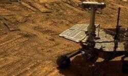 Пылевая буря на Марсе затихает, но ровер «Оппортьюнити» пока молчит
