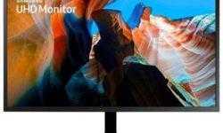 QLED-монитор Samsung U32J590 дебютировал на рынке