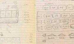 Разработка клавиатуры iPhone: бывший дизайнер Apple показал схемы и рассказал о создании первых проектов