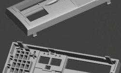 [recovery mode] Печать на 3D принтере сложных деталей из пластиков ABS и PLA с большим количеством поддержки