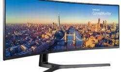 Samsung C49J890: 49-дюймовый монитор с частотой обновления 144 Гц