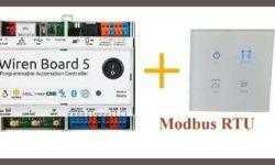 Сенсорные выключатели с Modbus: зачем нужны и как применить в умной квартире