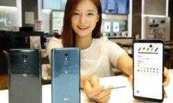 Смартфон LG Q8 (2018) поддерживает управление при помощи пера