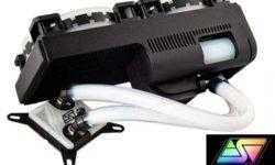 Swiftech Drive X3: системы жидкостного охлаждения с подсветкой
