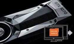 ТехнологиюAMD FreeSync можно использовать с видеокартами NVIDIA GeForce