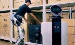 В LG разработан «носимый робот»