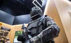 В России создан активный экзоскелет для военных