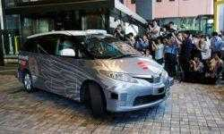 В Токио начали тестирование самоуправляемых такси в рамках подготовки к Олимпиаде