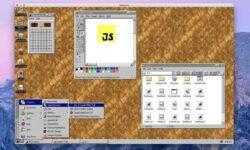 Windows 95 портировали на Electron