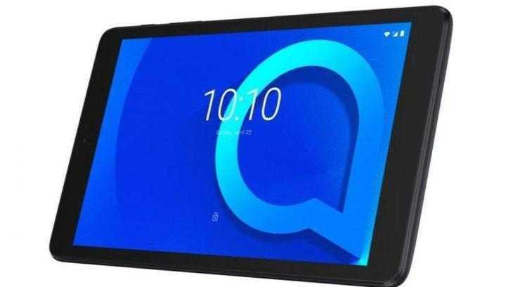 Фото Alcatel 3T 8: один из первых в мире планшетов на платформе Android Go