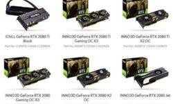 Анатомия видеокарт Inno3D GeForce RTX 2080/2080 Ti X2 OC