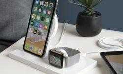 Belkin Boost Up Wireless Charging Dock: станция беспроводной зарядки для iPhone Xs и Apple Watch