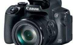 Canon PowerShot SX70 HS: фотокамера с 65-кратным зумом за $550