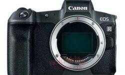 Детали о полнокадровой беззеркалке Canon EOS R