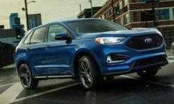 Ford All-wheel-drive Disconnect: система полного привода на основе искусственного интеллекта