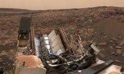 Фото дня: круговая панорама ровера Curiosity после колоссальной бури на Марсе