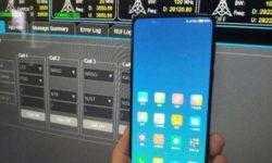 Фото Xiaomi Mi Mix 3 подтверждает поддержку 5G